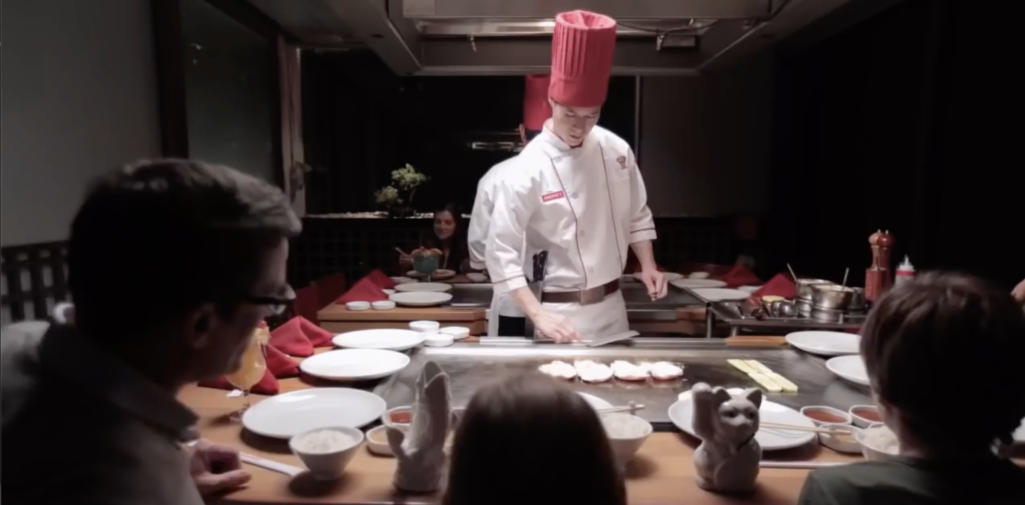 Sushi Japanese Steakhouse Teppanyaki Restaurant Benihana