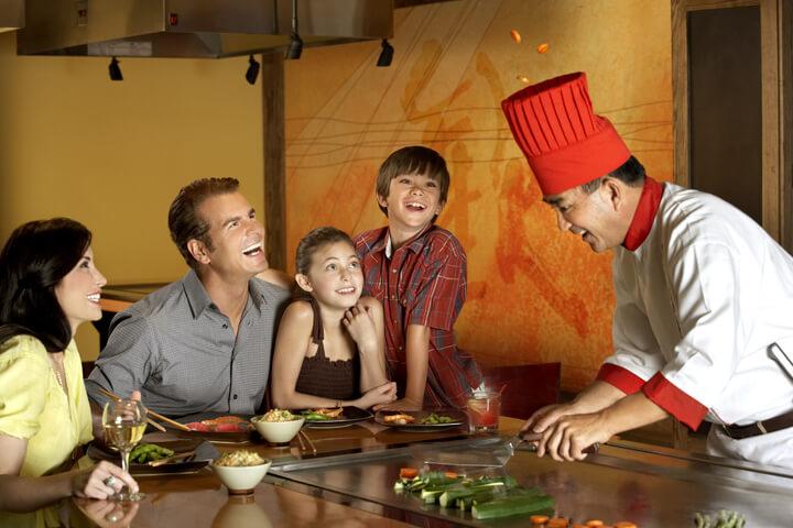 Sushi & Japanese Steakhouse - Teppanyaki Restaurant | Benihana  Sushi & Japanes...