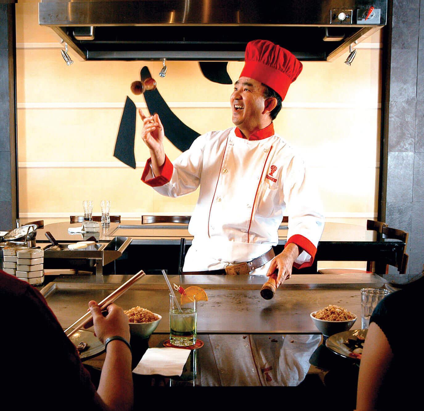 sushi ese steakhouse the chef s table benihana