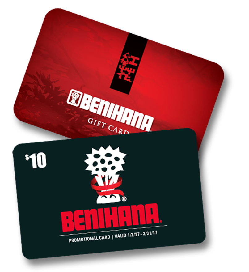 Benihana gift cards holtipersu benihana 50 gift card bitify bookmarktalkfo Choice Image