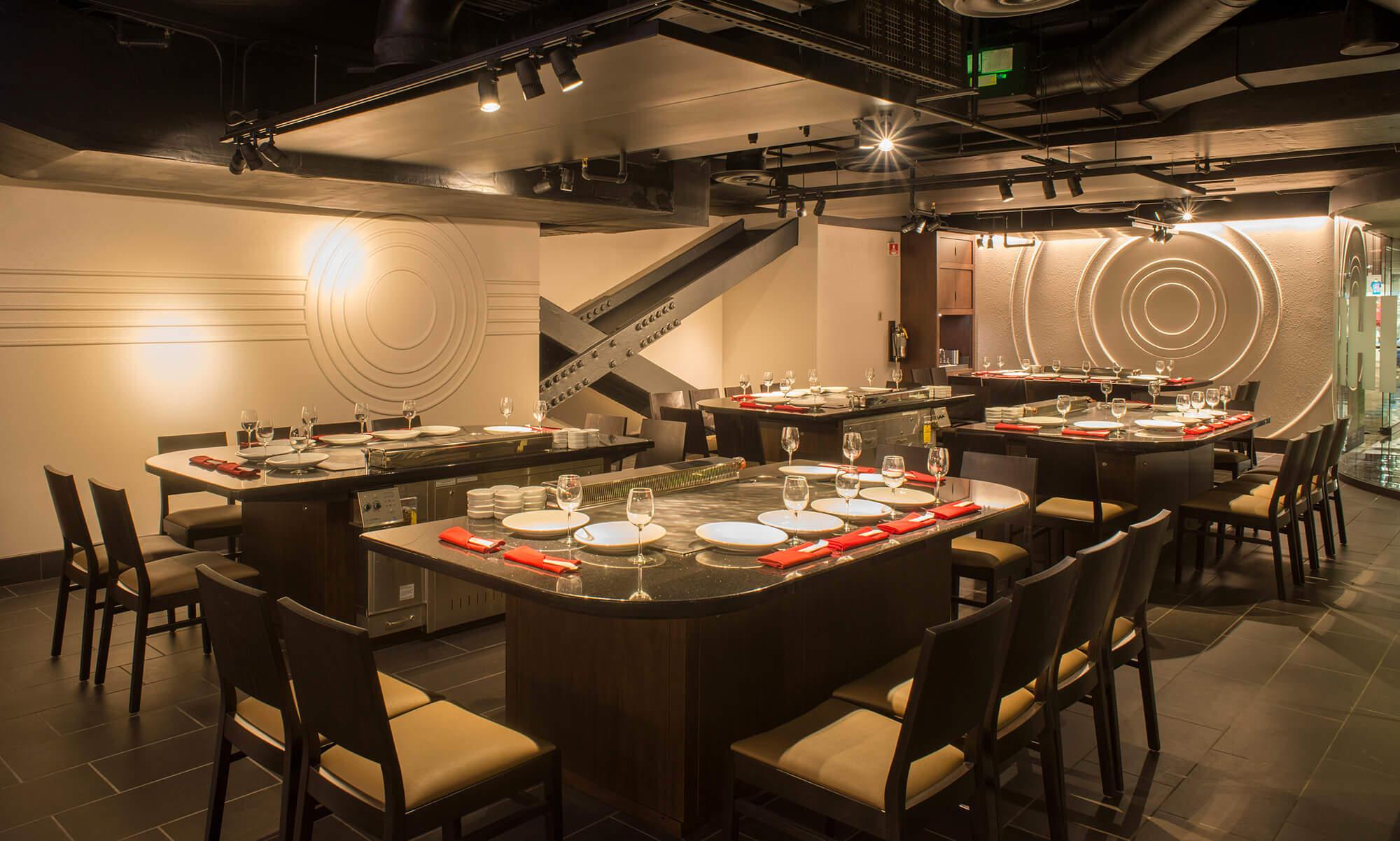 Sushi Japanese Steakhouse Chicago Il Restaurant Benihana