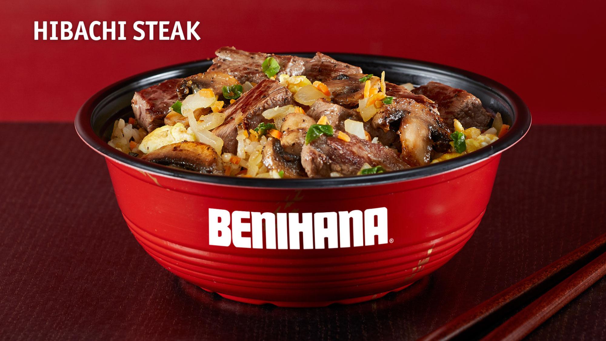 Hibachi Steak Bowl