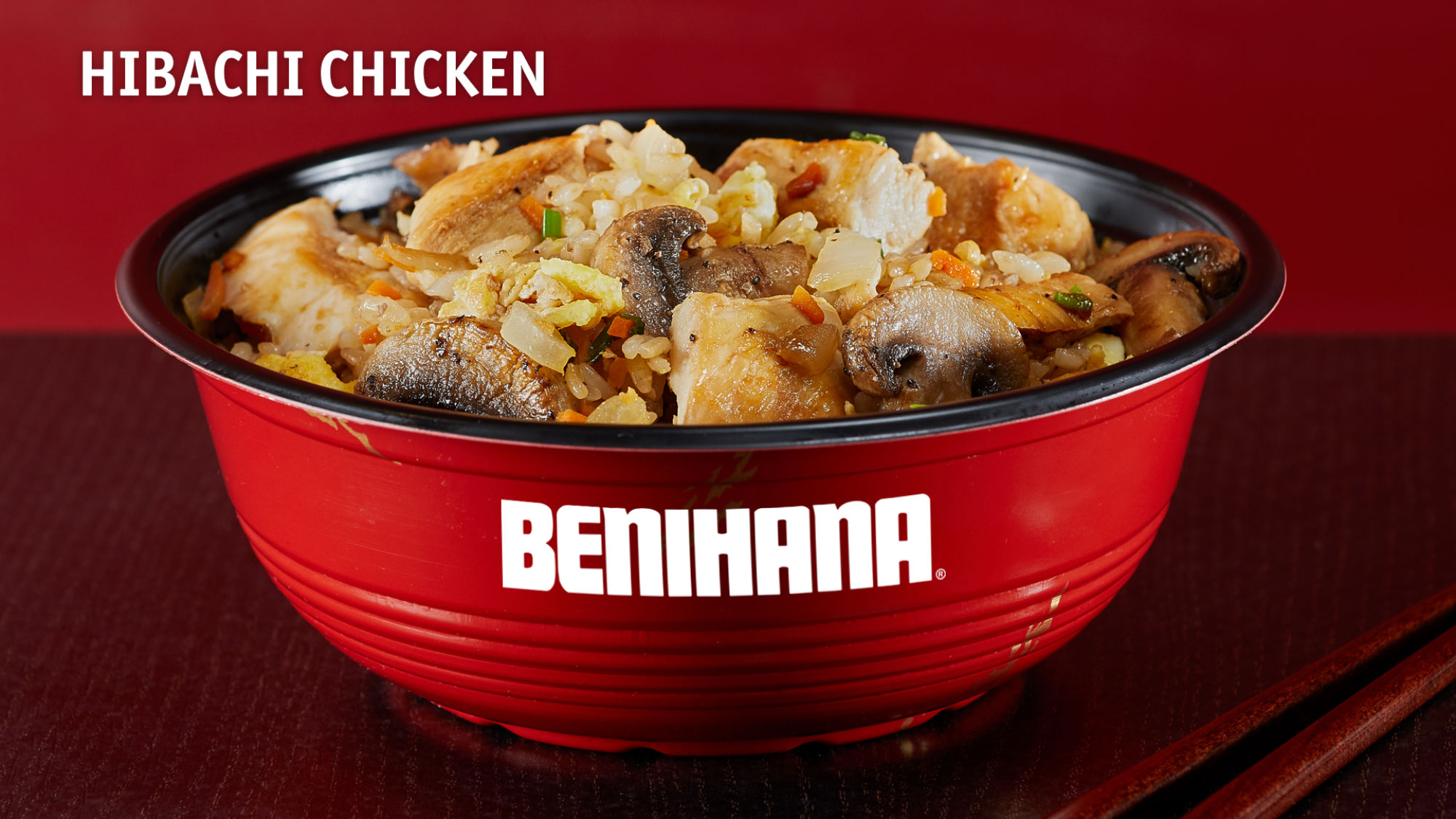 Hibachi Chicken Bowl